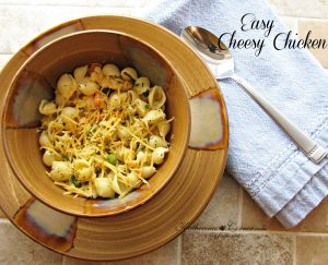 Easy Cheesy Chicken