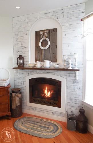 Make it monday week eighty eight katherines corner for Master bedroom corner fireplace