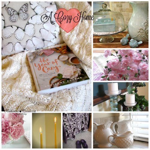 easy ways to create a cozy home