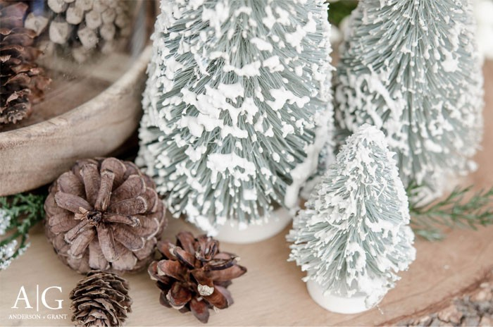 ideas for decorating your home for winter
