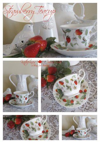 strawberry teacup katherines corner