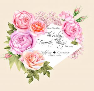Thursday Favorite Things Link Party 237