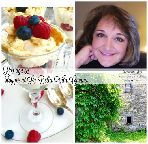 follow great bloggers age 50 and older