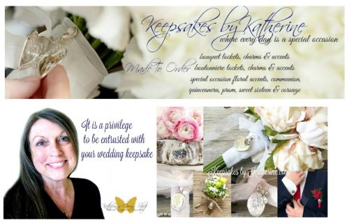 put the finishing touches on our wedding with a wedding keepsakes from Keepsakes by Katherine