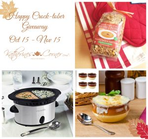 Happy Crock-tober Giveaway