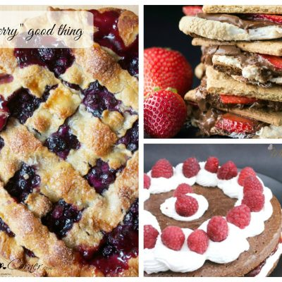 Berry Recipes to Add to Your Menu