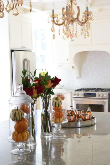 beautiful autumn home decor