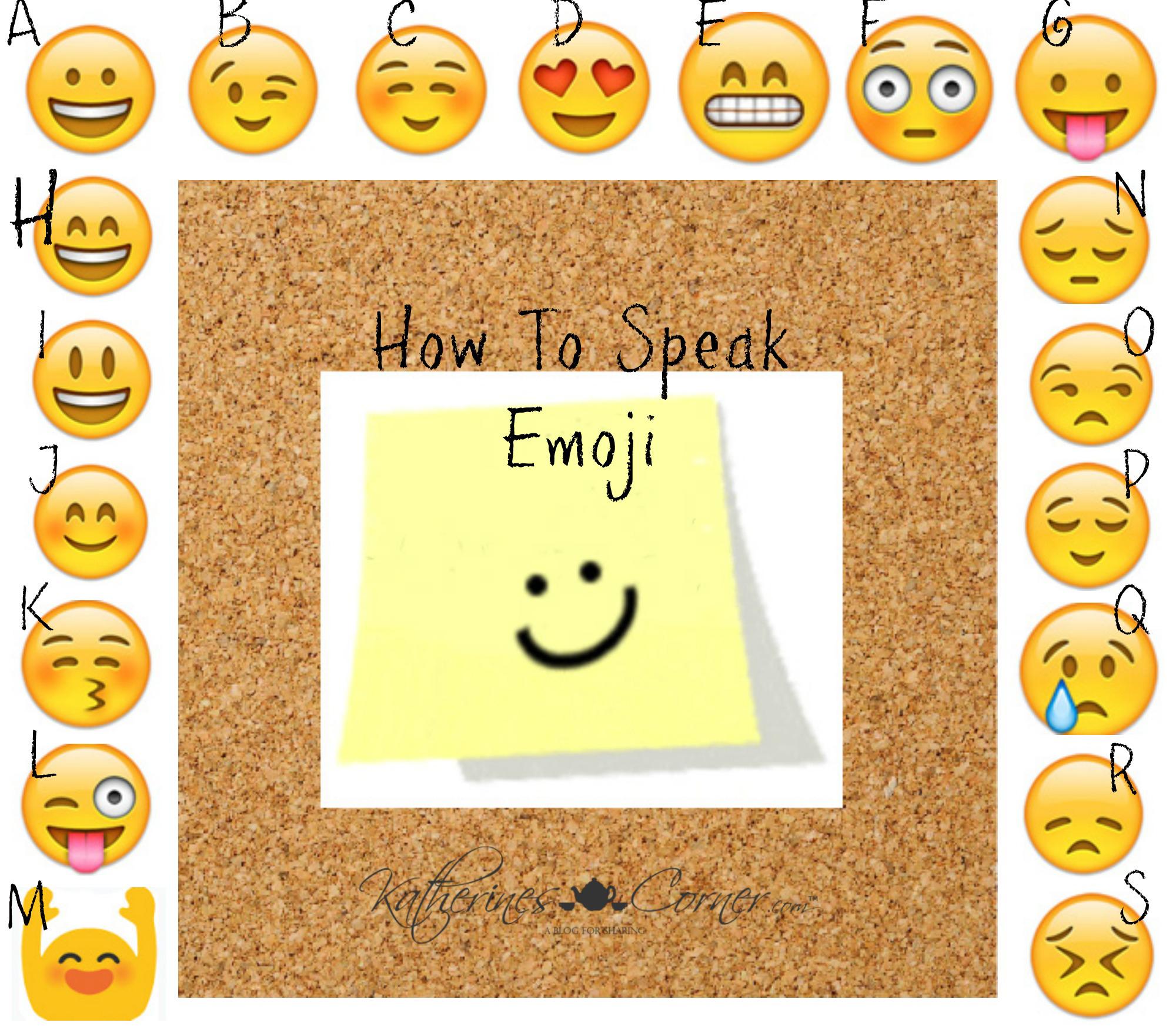 Do You Speak Emoji