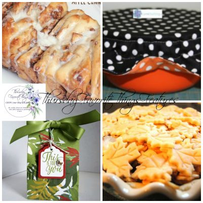 Oh Nuts and Thursday Favorite Things Link Party