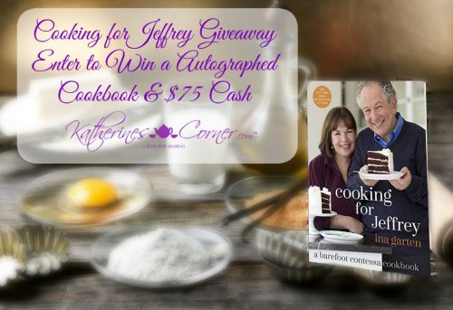 cooking for jeffrey giveaway