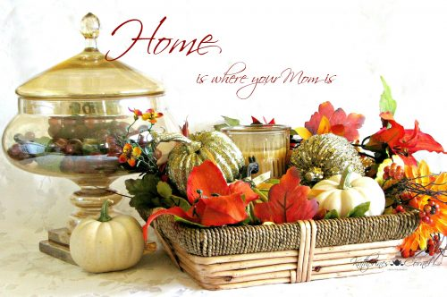 home is where your mom is thursday favorite things link party