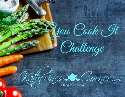 you cook it challenge