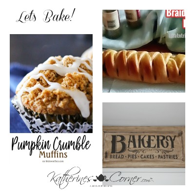 Bake Thursday Favorite Things Link Party
