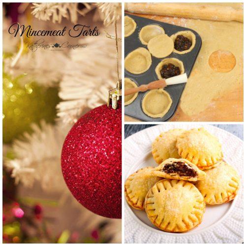 mincemeat tarts with Pillsbury pie dough