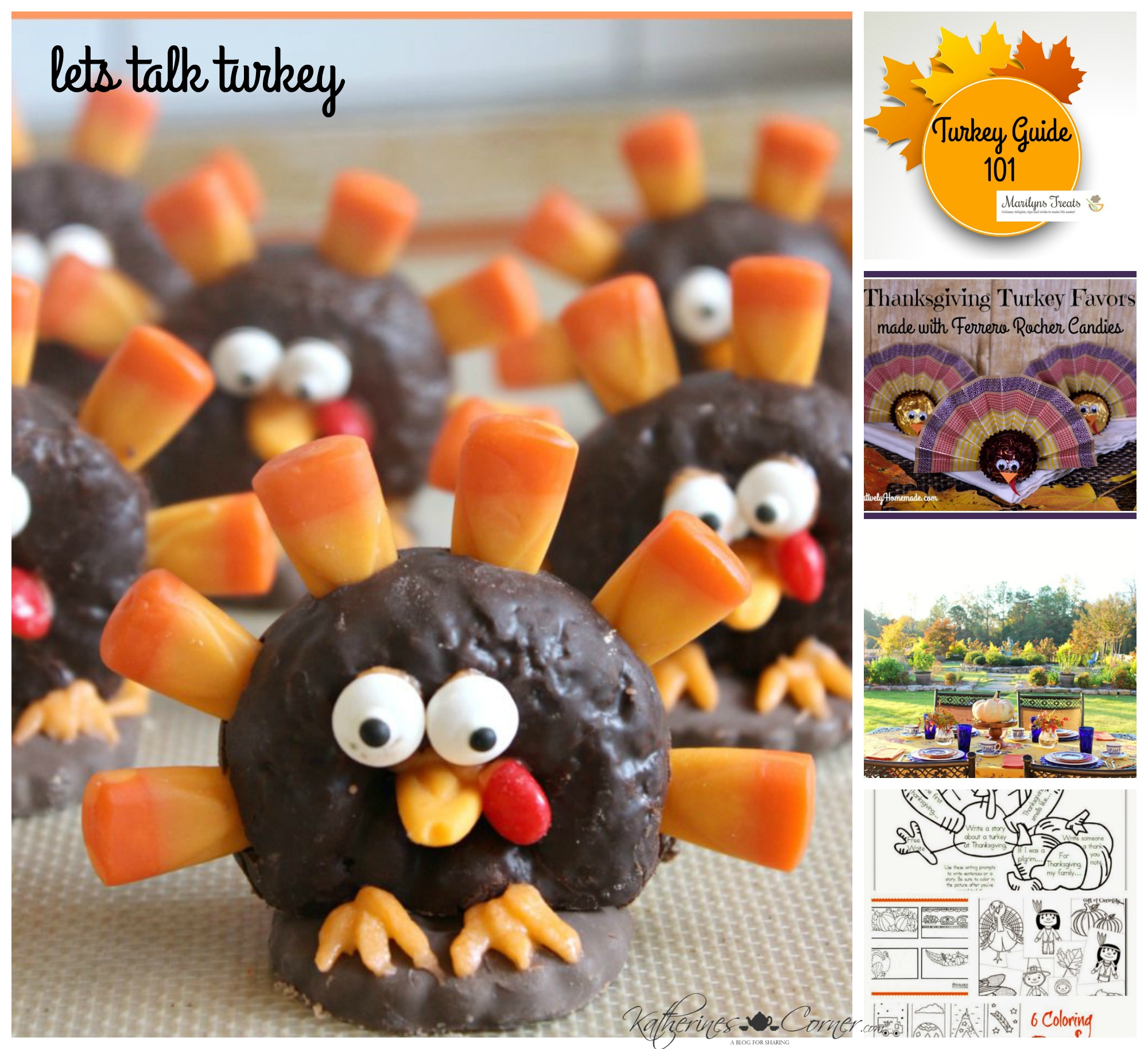 Lets Talk Turkey Monday Inspirations