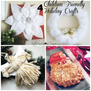 Christmas and holiday crafts