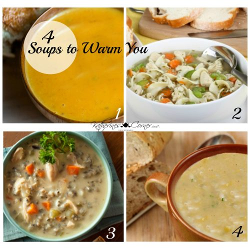 4 soups to warm you Walmart Grocery Pick Up Review