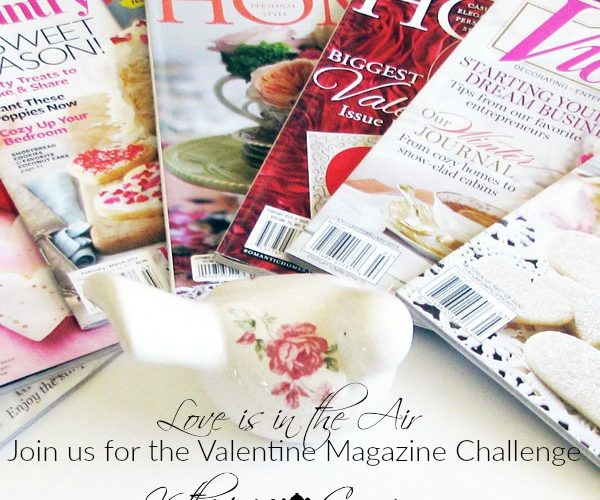 join us for the love is in the air challenge