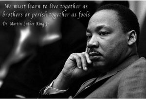prayer for MLK day