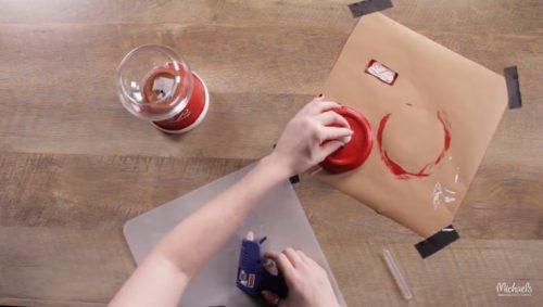 make a lid