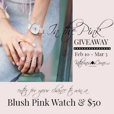 In The Pink Giveaway