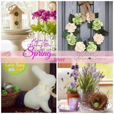 Spring fever monday inspirations