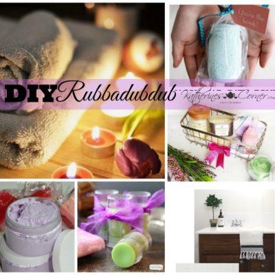DIY Rubbadubdub Monday Inspiration