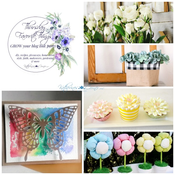 Pretty Things Thursday Favorite Things Blog Hop