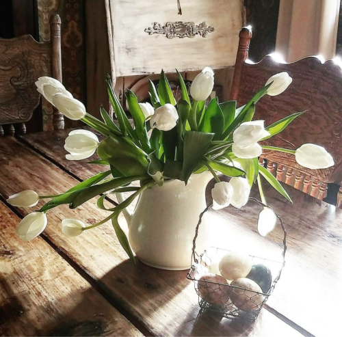 how to make tulips last longer