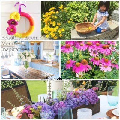 Beautiful Blooms Monday Inspirations