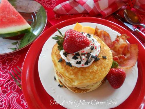 celebrate breakfast