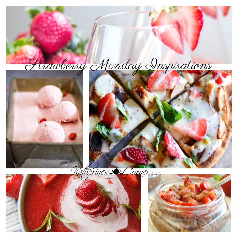 Strawberry Monday Inspirations