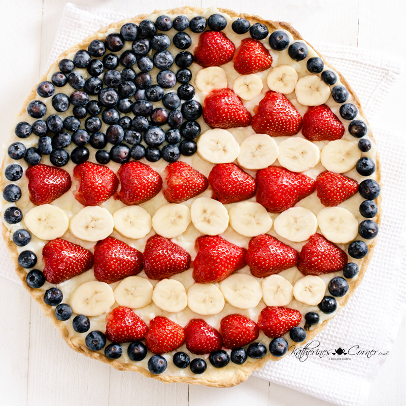 4th of July Cheesecake and a Sale