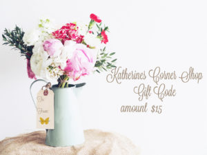 enter to win katherines corner shop gift card