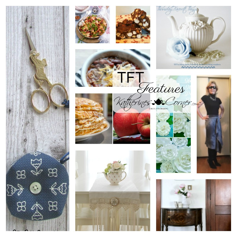 Welcome Theresa TFT
