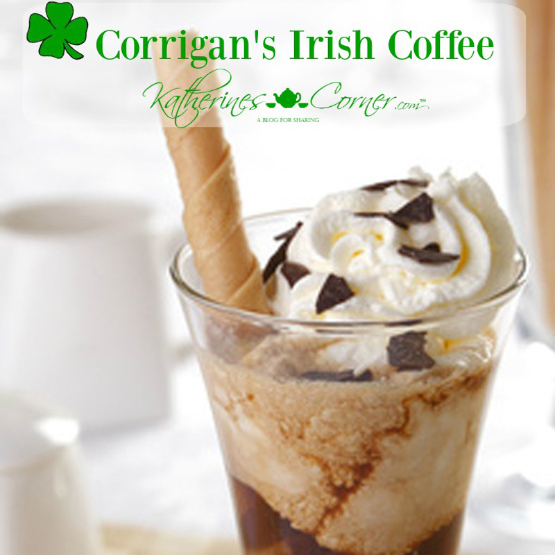 Corrigans Irish Coffee