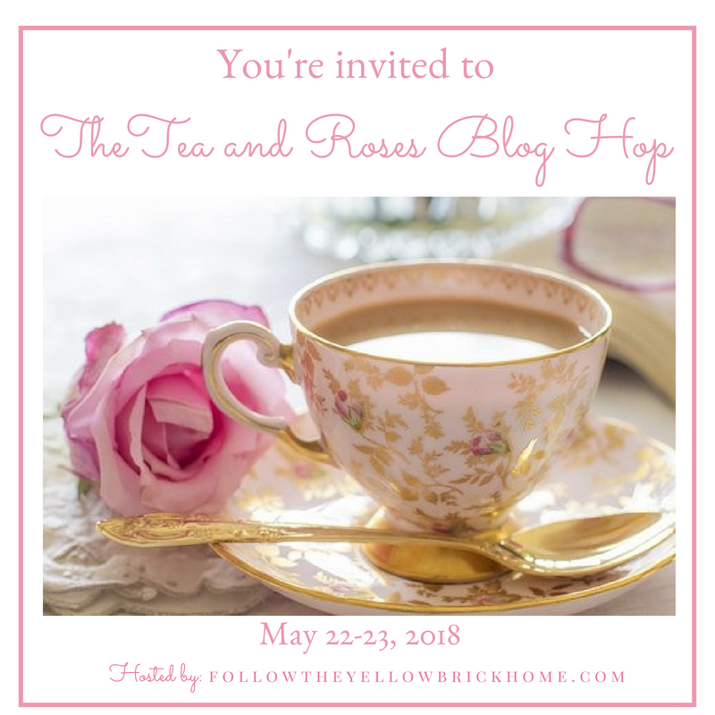 Tea and Roses Blog Tour Part 1