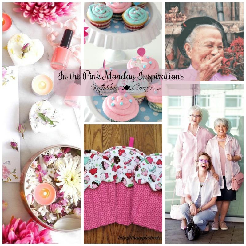 Pink Monday Inspirations