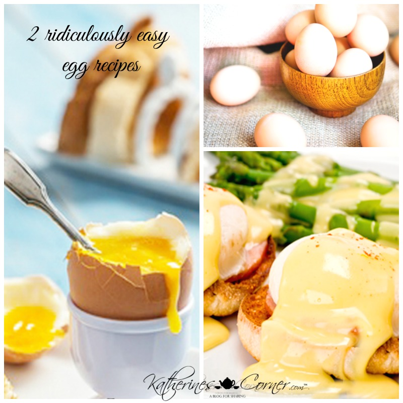 2 Easy Egg Recipes You Will Want to Make Now