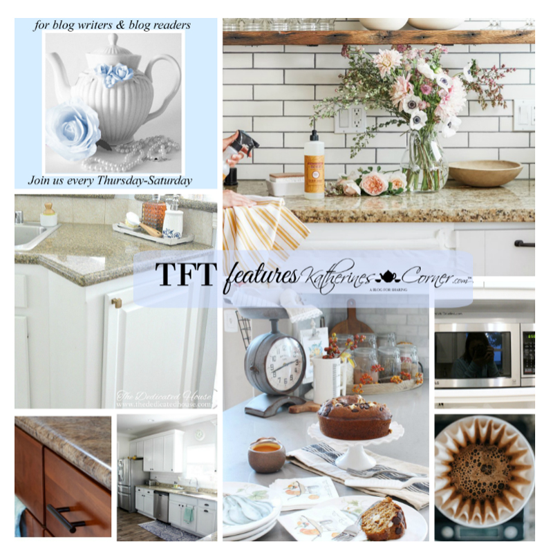 Kitchen and TFT Link Party