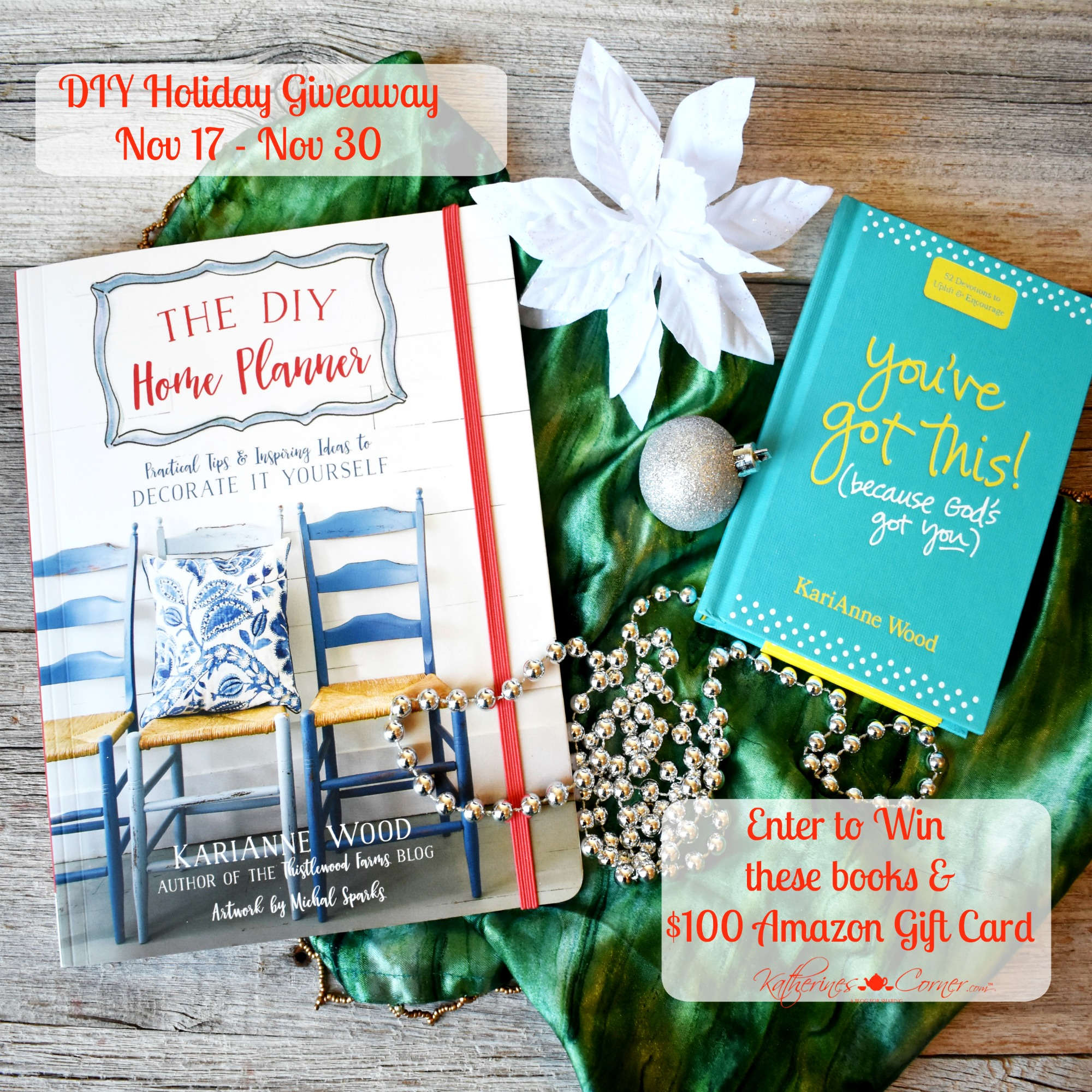 Thistlewood Farms DIY Holiday Giveaway