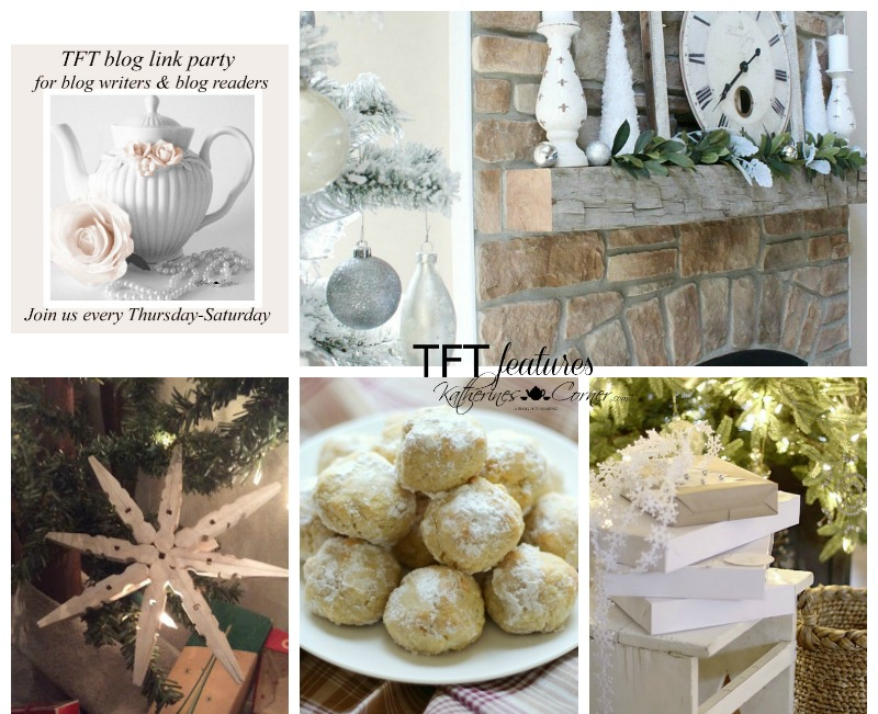 Let It Snow TFT Blog Party