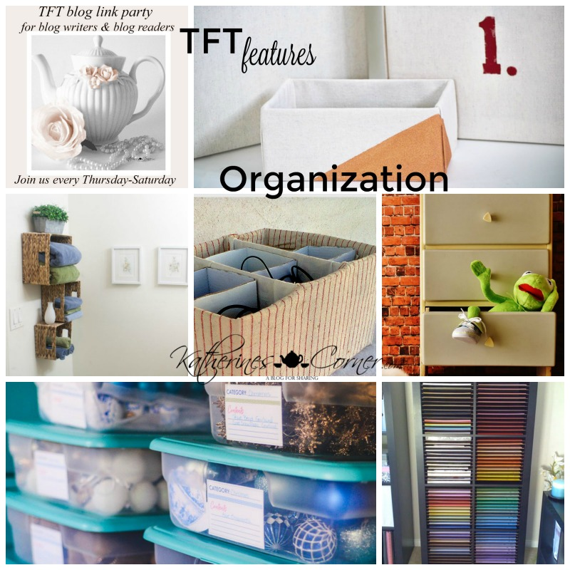Organization and TFT Link Party