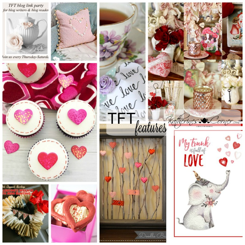 Happy Hearts Day and TFT Party
