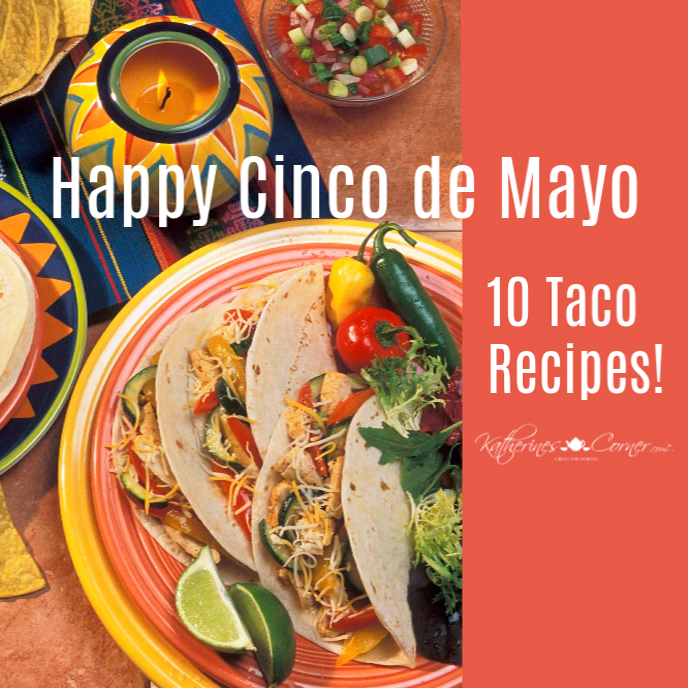 10 Taco Recipes You Will Love
