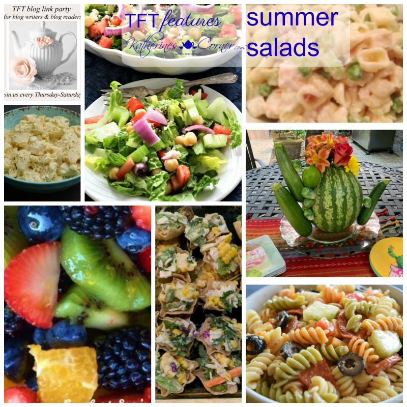 Summer Salad and TFT Party