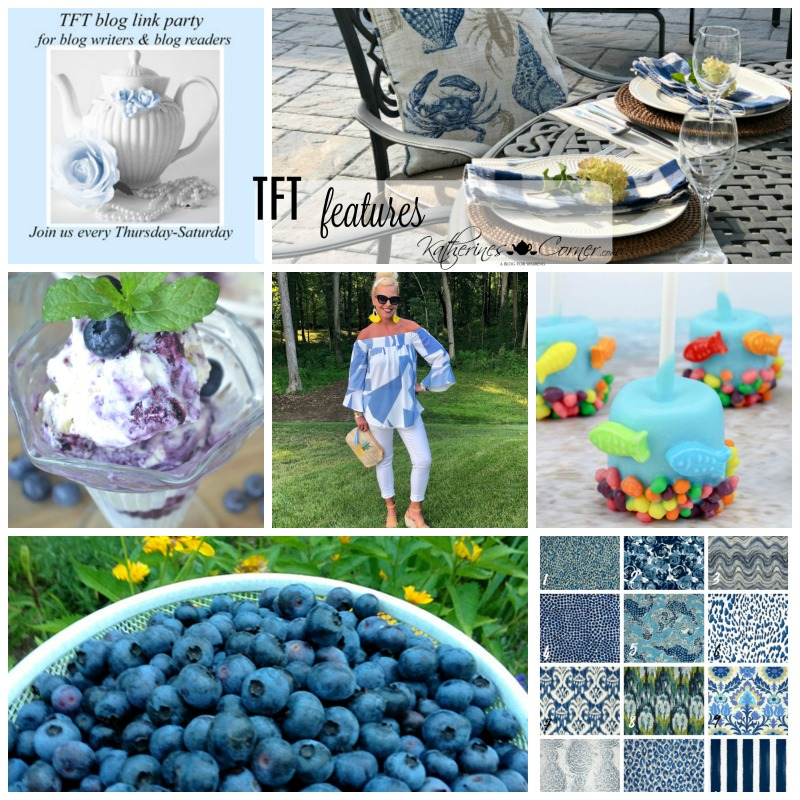 Blue and the TFT Blog Hop Link Party