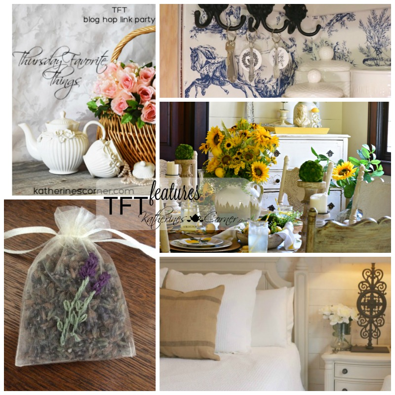 French Style and the TFT Blog Hop Link Party