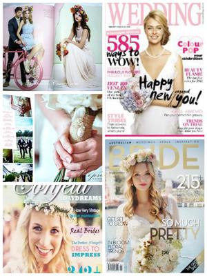 katherine was featured in these magazine katherinss corner