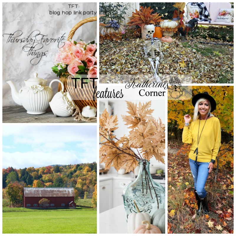 Autumn Leaves and TFT Party
